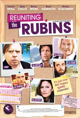 Reuniting the Rubins movie poster (2010) poster MOV_f9b90a76