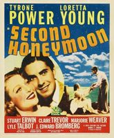 Second Honeymoon movie poster (1937) picture MOV_f9be0596