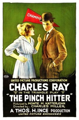 The Pinch Hitter movie poster (1917) poster MOV_f9c1d215