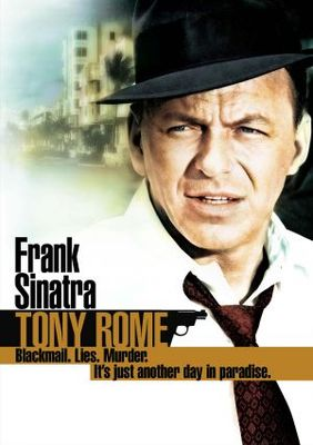 Tony Rome movie poster (1967) poster MOV_f9c25779