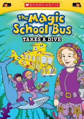 The Magic School Bus movie poster (1994) poster MOV_f9c63f57