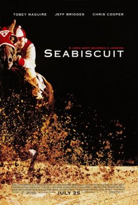 Seabiscuit movie poster (2003) poster MOV_f9caa186