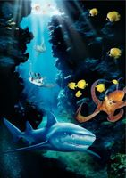 Deep Sea 3D movie poster (2006) picture MOV_f9cdd5cb