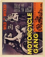 Motorcycle Gang movie poster (1957) picture MOV_f9d4177f