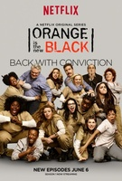 Orange Is the New Black movie poster (2013) picture MOV_f9d57c94