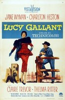 Lucy Gallant movie poster (1955) picture MOV_f9d84365