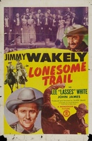 Lonesome Trail movie poster (1945) picture MOV_f9d8ff24