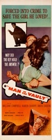 Man in the Vault movie poster (1956) picture MOV_f9e01d5c