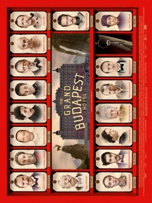 The Grand Budapest Hotel movie poster (2014) poster MOV_f9e21b3f