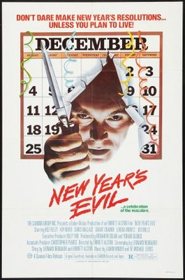 New Year's Evil movie poster (1980) poster MOV_f9e556cb