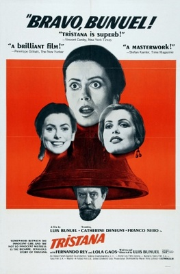 Tristana movie poster (1970) poster MOV_f9e93252