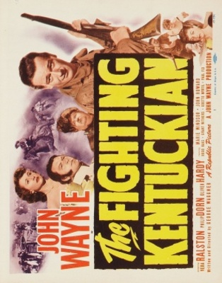 The Fighting Kentuckian movie poster (1949) poster MOV_f9eb9525