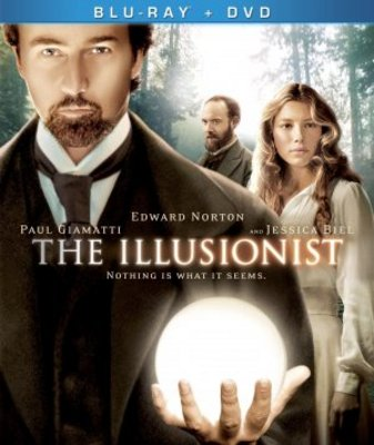 The Illusionist movie poster (2006) poster MOV_f9ee12fb