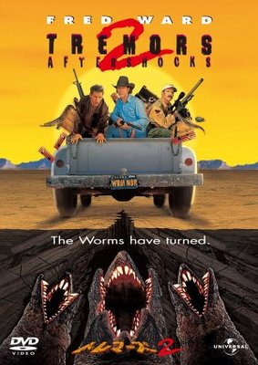 Tremors 2 movie poster (1996) poster MOV_f9fbf75d
