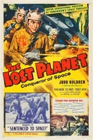 The Lost Planet movie poster (1953) picture MOV_f9fcfb3d