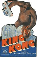 King Kong movie poster (1933) picture MOV_fa01ee30