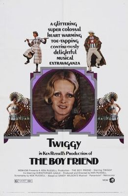 The Boy Friend movie poster (1971) poster MOV_fa08e1ef