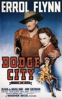 Dodge City movie poster (1939) picture MOV_fa0c3b84