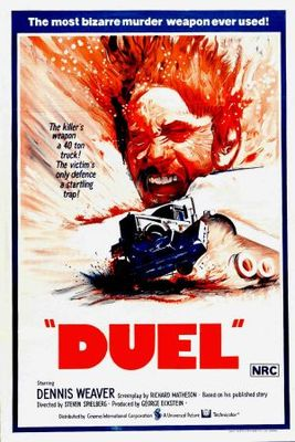 Duel movie poster (1971) poster MOV_fa0e1026