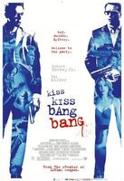 Kiss Kiss Bang Bang movie poster (2005) picture MOV_fa0fd57d