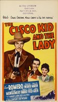 The Cisco Kid and the Lady movie poster (1939) picture MOV_fa105c7c