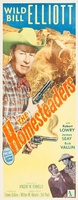 The Homesteaders movie poster (1953) picture MOV_fa111542