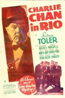 Charlie Chan in Rio movie poster (1941) picture MOV_fa1ddaf7