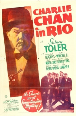 Charlie Chan in Rio movie poster (1941) poster MOV_fa1ddaf7