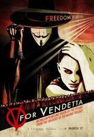 V For Vendetta movie poster (2005) picture MOV_fa1ead2b