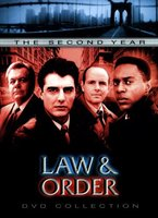 Law & Order movie poster (1990) picture MOV_fa25500d
