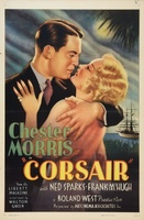 Corsair movie poster (1931) picture MOV_fa290c4a