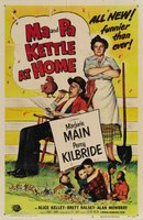 Ma and Pa Kettle at Home movie poster (1954) picture MOV_ba16bc74