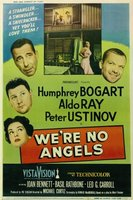 We're No Angels movie poster (1955) picture MOV_d6533c77
