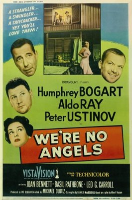 We're No Angels movie poster (1955) poster MOV_fa29e46b