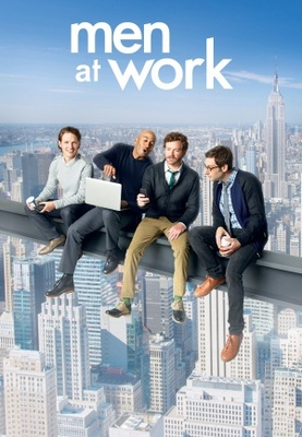 Men at Work movie poster (2012) poster MOV_fa35e27d