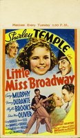 Little Miss Broadway movie poster (1938) picture MOV_fa373d0f