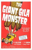 The Giant Gila Monster movie poster (1959) picture MOV_fa414503