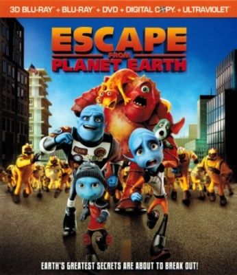 Escape from Planet Earth movie poster (2013) poster MOV_fa431025