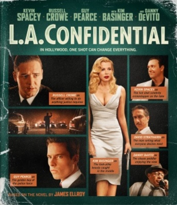 L.A. Confidential movie poster (1997) poster MOV_fa433244