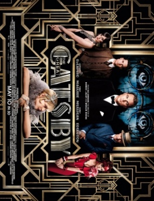 The Great Gatsby movie poster (2012) poster MOV_fa4c7c8e