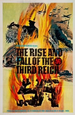 The Rise and Fall of the Third Reich movie poster (1968) poster MOV_fa4cf108