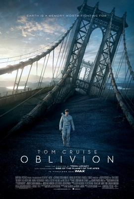 Oblivion movie poster (2013) poster MOV_fa550f32