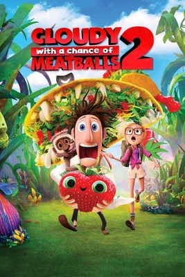 Cloudy with a Chance of Meatballs 2 movie poster (2013) poster MOV_fa565a71
