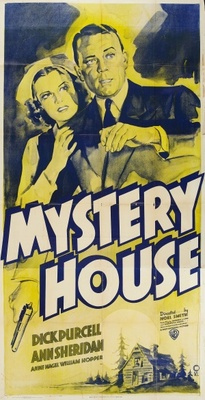 Mystery House movie poster (1938) poster MOV_fa582695