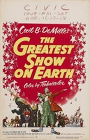 The Greatest Show on Earth movie poster (1952) picture MOV_fa65f40a
