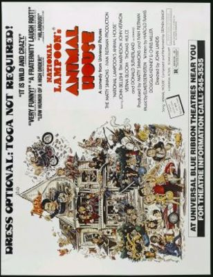 Animal House movie poster (1978) poster MOV_fa67ab03