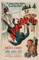 Avalanche movie poster (1946) picture MOV_fa680cae