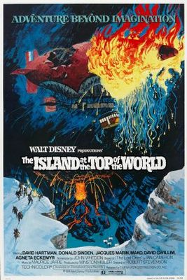 The Island at the Top of the World movie poster (1974) poster MOV_fa6b8e13