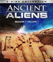 Ancient Aliens movie poster (2009) picture MOV_fa6bbad8