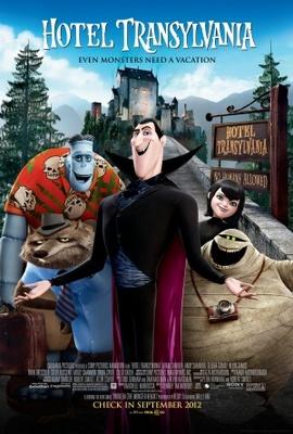 Hotel Transylvania movie poster (2012) poster MOV_fa7faa52